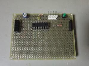 PIC16F88+LCD