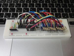 赤外線リモコン送信(試作)