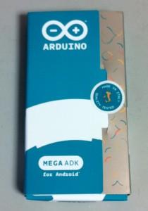 Arduino MEGA ADK(パッケージ)