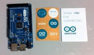 Arduino MEGA ADK(中身)