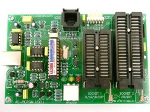 AKI-PIC2プログラマボード