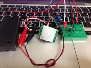 モーションセンサー(DYP-ME003互換)
