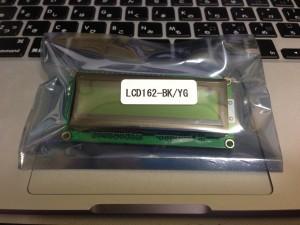 I2C LCD 表面