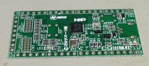 トラ技ARMライタの基板