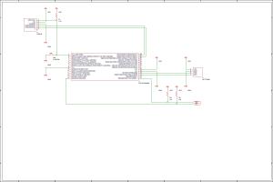 MCCによるI2Cの回路図(PIC16F1938)