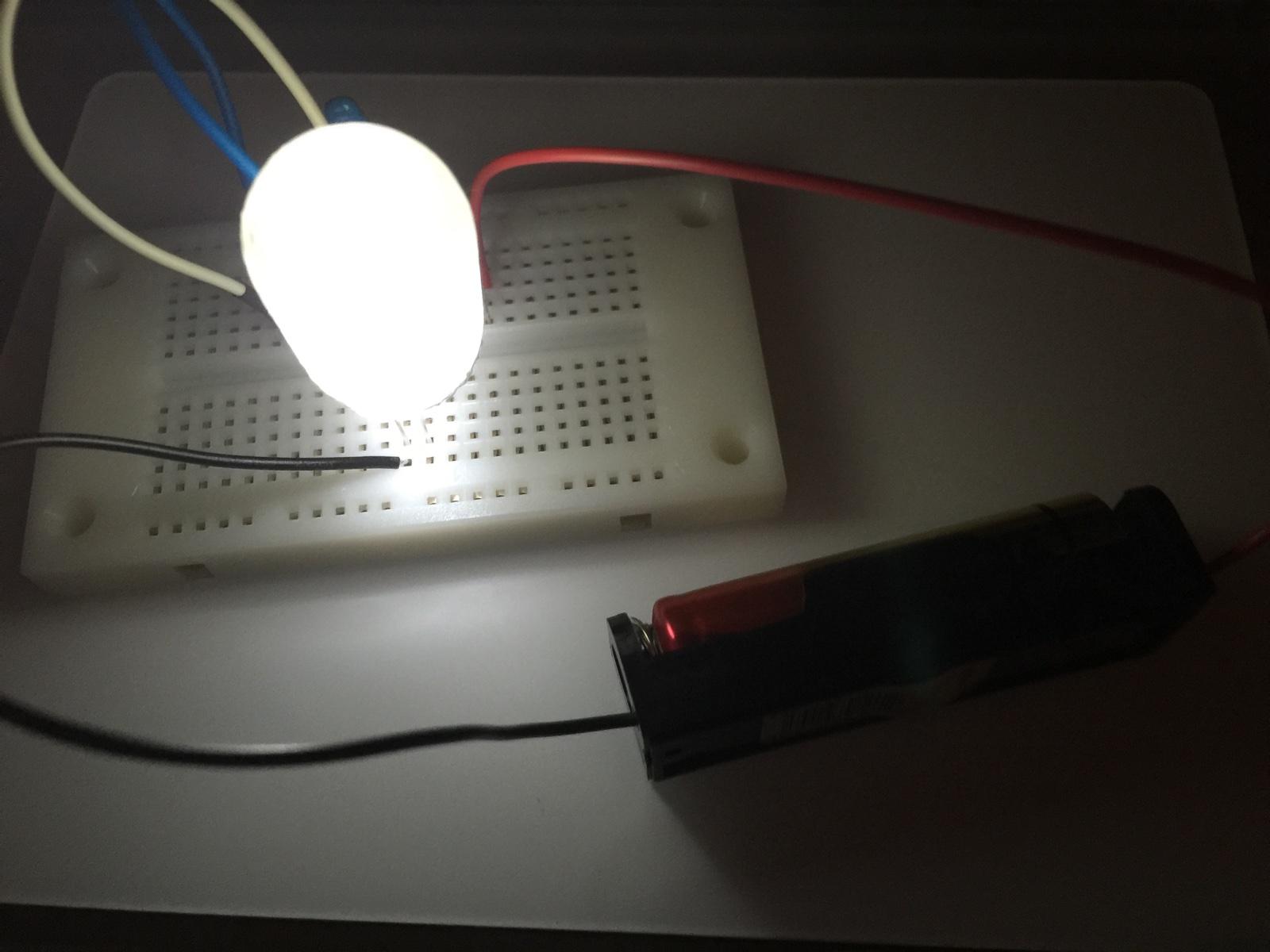 コンパクト・ジュールシーフ+LEDキャップ(新品電池)