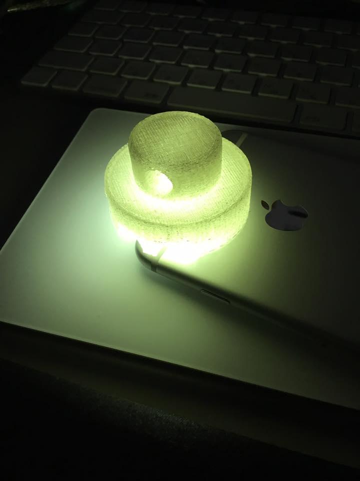ライトアップ(その1)
