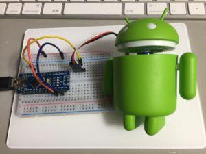 Arduino Nanoとドロイド君