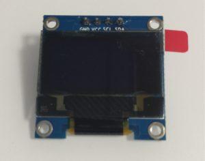 0.96'' OLED LCDディスプレイ
