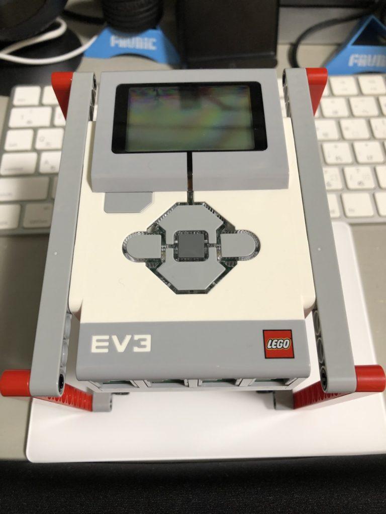 EV3を載せてみた(その2)