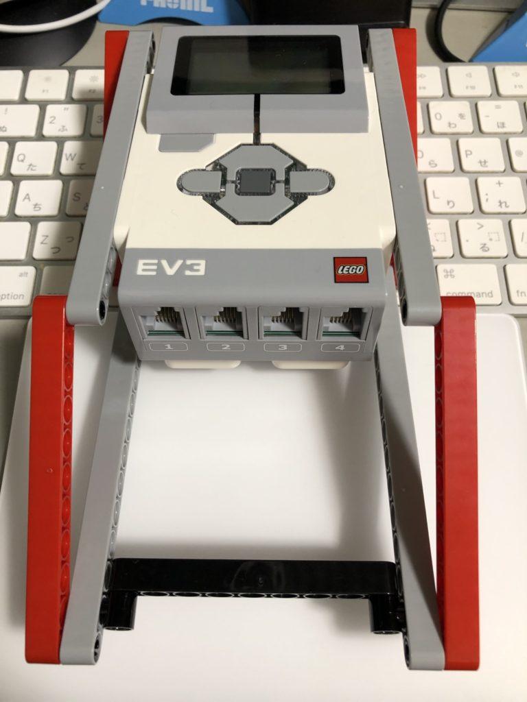 EV3を載せてみた(その2の変形)
